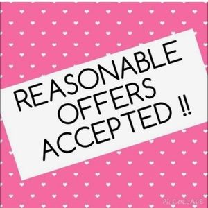All Reasonable Offers Accepted!!! Bundle and save!